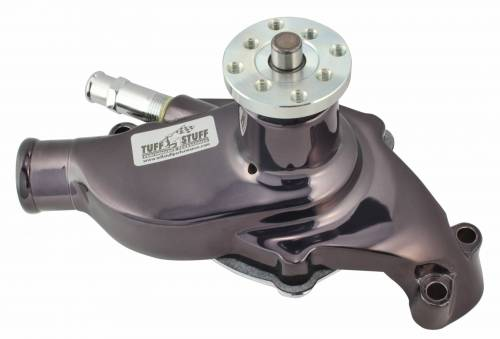 New Products - Black Chrome Engine Accessories