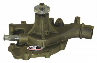 Tuff Stuff Performance - Standard Style Water Pump 5.562 in. Hub Height 5/8 in. Pilot Standard Flow Threaded Water Port As Cast 1470N