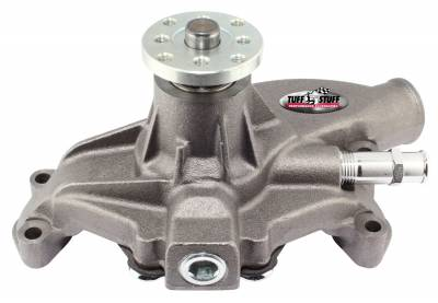 Tuff Stuff Performance - SuperCool Water Pump 5.843 in. Hub Height 3/4 in. Pilot Threaded Water Port As Cast 1534N