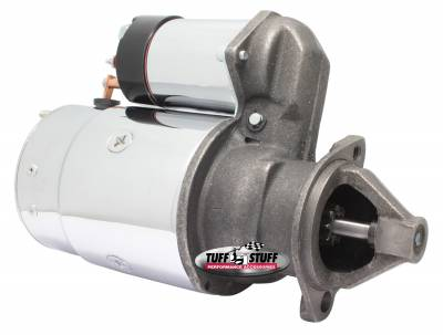 Tuff Stuff Performance - OEM Style Starter Full Size 3 Bolt Nose Mounting Chrome 3686A