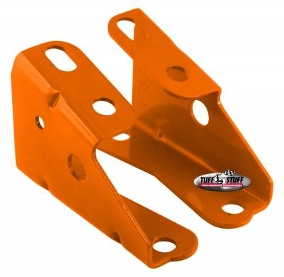 Tuff Stuff Performance - Brake Booster Brackets Incl. Left And Right Side 1967-1972 GM For Brake Booster PN[2121/2122/2123/2124/2221/2222/2223/2228/2229/2231] Orange Powdercoat 4650BORANGE