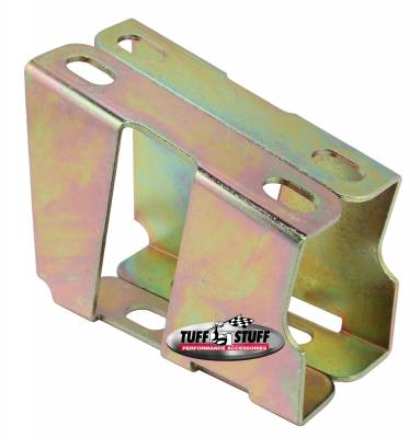 Tuff Stuff Performance - Brake Booster Brackets Incl. Left And Right Side 1955-1964 GM For Brake Booster PN[2121/2122/2123/2221/2222/2223] Gold Zinc 4651B