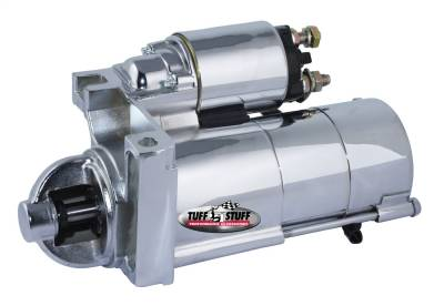 Tuff Stuff Performance - Gear Reduction Starter 1 Long And 1 Short Bolt Chrome 6431NA