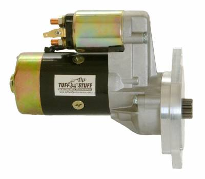 Tuff Stuff Performance - Gear Reduction Starter 3.75:1 2.6 HP Black 6785B