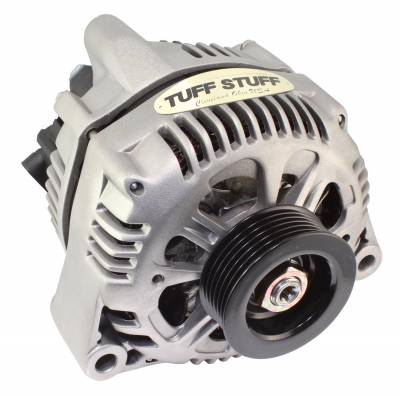 Tuff Stuff Performance - Alternator 110 AMP OEM Wire 6 Groove Pulley As Cast 7721