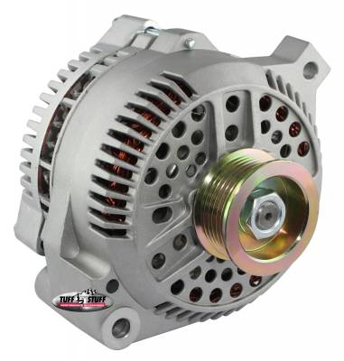 Tuff Stuff Performance - Alternator 150 AMP OEM Wire 6 Groove Pulley Internal Regulator As Cast 77716G