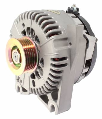Tuff Stuff Performance - Alternator 150 AMP OEM Wire 6 Groove Pulley Internal Regulator As Cast 7781