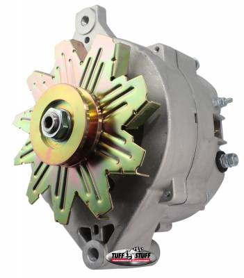 Tuff Stuff Performance - Alternator 100 AMP 1G Series V Pulley As Cast 7074RF