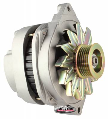 Tuff Stuff Performance - Alternator 140 AMP OEM Wire 6 Groove Pulley Large Case As Cast 8173ND