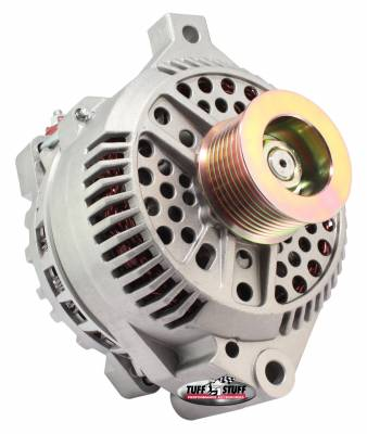 Tuff Stuff Performance - Alternator 200 AMP OEM Wire 8 Groove Pulley As Cast 8266F8G