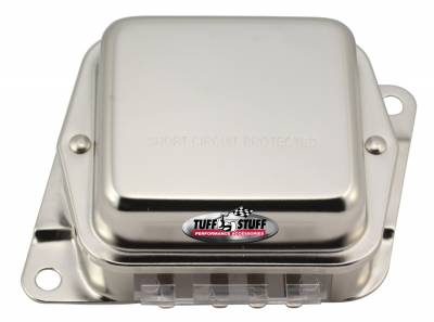 Tuff Stuff Performance - Alternator Replacement Voltage Regulator For Alternator PN[7078] Ford 1G 7540