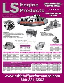 LS Products Flyer