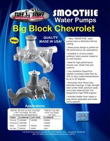 Smoothie Water Pump BBC Back