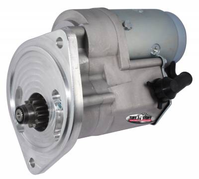 Starter - Small Block - Tuff Stuff Performance - Gear Reduction Starter 2 Bolt Mounting Zinc 13132