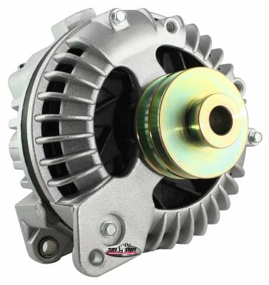 New Products - Alternators - High Amp - Tuff Stuff Performance - Alternator 130 AMP 1 Wire Double Groove Pulley As Cast 9509DDP