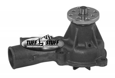 Tuff Stuff Performance - Standard Style Water Pump 3.875 in. Hub Height 5/8 in. Pilot Standard Flow As Cast 1529N