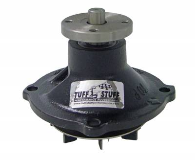 Tuff Stuff Performance - SuperCool Water Pump 3.078 in. Hub Height 5/8 in. Pilot Black 1317NC