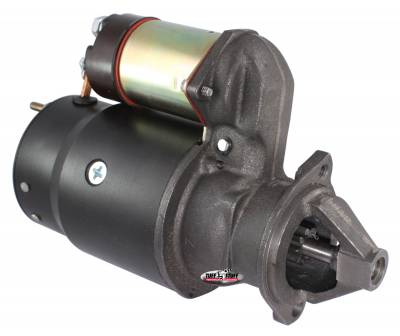 General Motors - Starters - Chevy 3-Bolt Mounting
