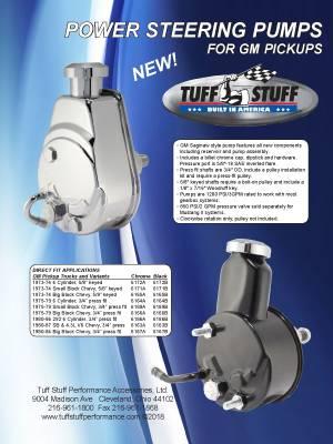 Power Steering Pumps for GM Trucks