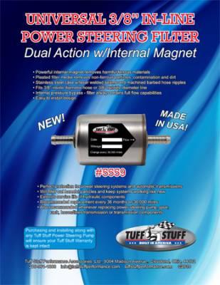 Power Steering Pump Filter