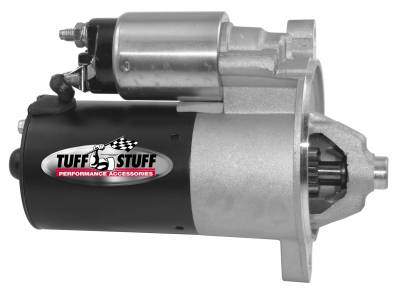 Tuff Stuff Performance - Gear Reduction Starter 2 Bolt Mounting Black 6132B