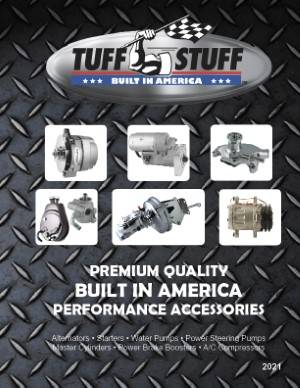 2021 Tuff Stuff Catalog