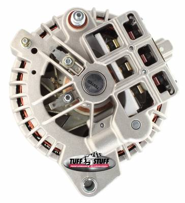 Tuff Stuff Performance - Alternator 60 AMP OEM Wire Double Groove Pulley Factory Cast PLUS+ 8509 - Image 3