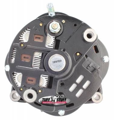 Tuff Stuff Performance - Alternator 170 AMP OEM Wire 6 Groove Pulley Withstands Extreme Conditions Black 8219NB - Image 2