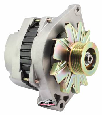 Alternator 170 AMP Incl. Pigtail/OEM Wiring 6 Groove Pulley Factory Cast PLUS+ 7290NC6G