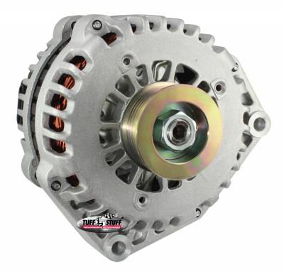Alternator 230 AMP OEM Wire 6 Groove Pulley Factory Cast PLUS+ 8292C