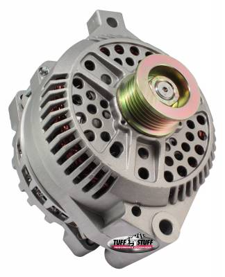 Alternator 225 AMP OEM Wire 6 Groove Pulley Factory Cast PLUS+ 8266F