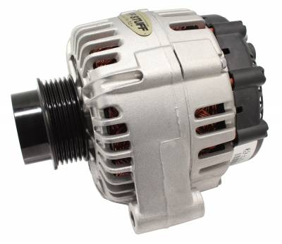 Tuff Stuff Performance - Alternator 150 AMP OEM Wire 6 Groove Clutch Pulley Factory Cast PLUS+ 7722N - Image 2