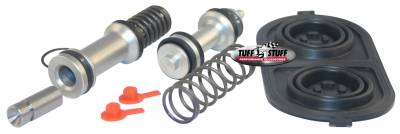 Brake Master Cylinder Rebuild Kit 1 1/8 in. Bore Incl. Seals/Springs/Hardware For All Tuff Stuff 1 1/8 in. Bore Master Cylinders PNs[2071/2072] 2071123