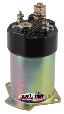 Starter Solenoid GM Style Fits Most Chevy/Buick/Cadillac/Olds/Pontiac/OEM/Tuff Stuff Starters PN[3510/3570/3631/3689] Zinc Plated 7310G